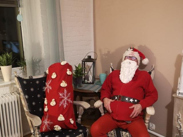Mikołaj do domu